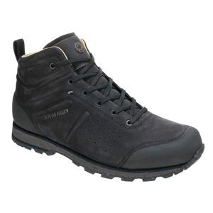 Shoes Mammut Alvra II Mid WP Men phantom-dark titanium 00371, Mammut