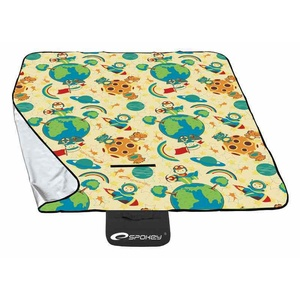 PICNIC ASTRONAUT Picnic blanket 130 x 150 cm, Spokey