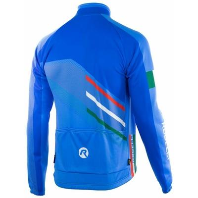 Membrane cycling jacket Rogelli TEAM 2.0, blue 003.962, Rogelli