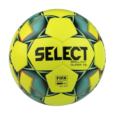 Takccer ball Select FB Brillant Super TB yellow green, Select