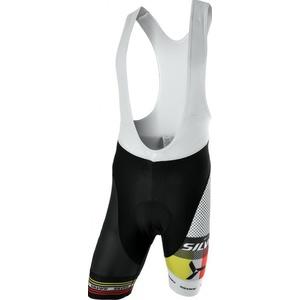 Men cycling pants Silvini TEAM TOP MP839 black, Silvini