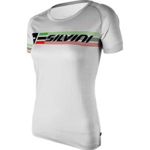 Women shirt Silvini PROMO WT854 white, Silvini