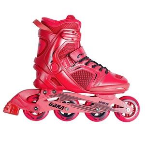 Roller skates Spokey GARA red, Spokey