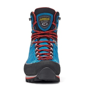 Shoes Asolo Elbrus GV MM blue aster / silver