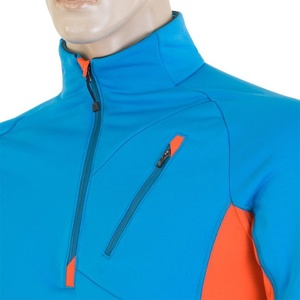 Men hoodie Sensor Tecnostretch blue 15200043, Sensor