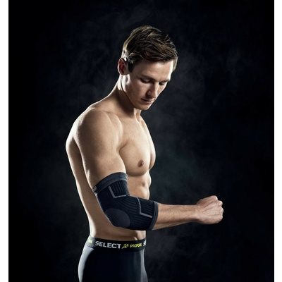 Elbow bandage Select Elbow support black, Select
