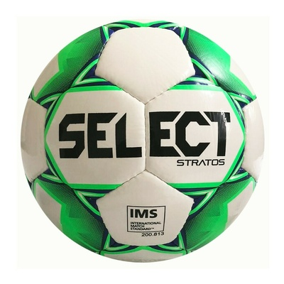 Takccer ball Select FB Stratos white green, Select