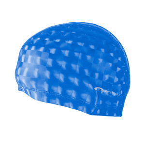 Swimming cap Spokey TORPEDO 3D blue, Spokey
