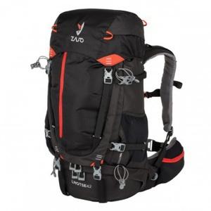 Backpack Zajo Lhotse 42 Black-Red