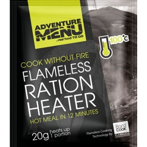 Adventure Menu self-heating capsule 20g, Adventure Menu