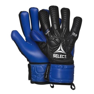Goalkeepers gloves Select GK gloves 33 Allround black blue, Select
