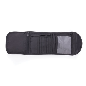 Travel wallet to neck Spokey black, Spokey