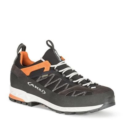 Men boots AKU Tengu Low GTX black / orange, AKU