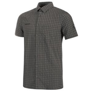 Men shirt Mammut Lenni Shirt Men titanium, Mammut