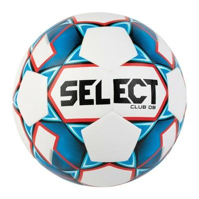 Takccer ball Select FB Club DB white blue, Select