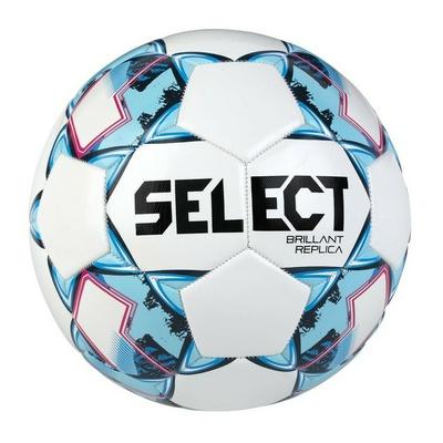 Takccer ball Select FB Brillant Replica white-blue, Select