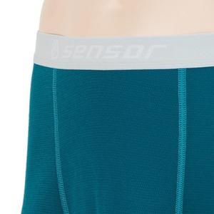 Men boxer shorts Sensor Double Face sapphire 16200051, Sensor