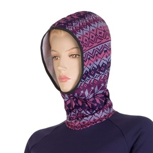 Women hoodie Sensor Tecnostretch pattern with hood purple 16200133, Sensor
