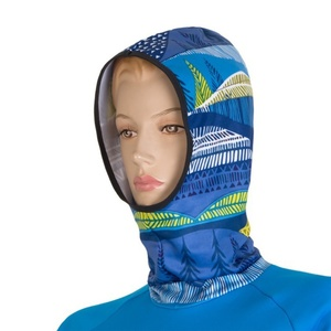 Women hoodie Sensor Tecnostretch pattern with hood blue 16200135, Sensor