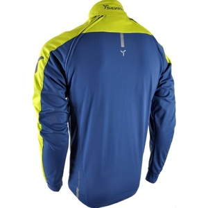 Men softshell jacket Silvini Mutta MJ426 navy-lime, Silvini