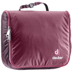 Hygiene case Deuter Wash Center Lite I maron aubergine, Deuter