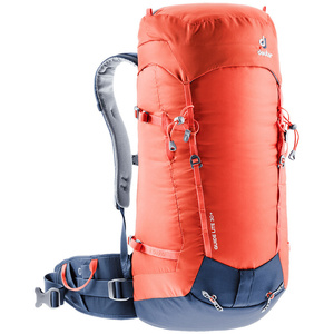 Backpack Deuter Guide Lite 30+ papaya / navy, Deuter