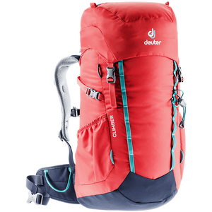 Backpack Deuter Climber (3613520) chili-navy, Deuter