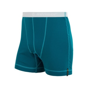 Men boxer shorts Sensor Double Face sapphire 16200048, Sensor