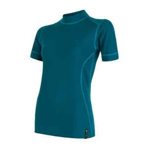 Women shirt Sensor Double Face short sleeve sapphire 16200053, Sensor