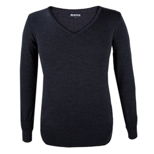Women's sweater Kama 5101 111 dark grey, Kama