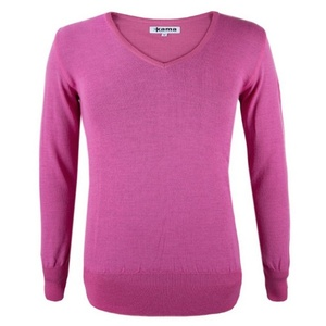 Women's sweater Kama 5101 114 pink, Kama
