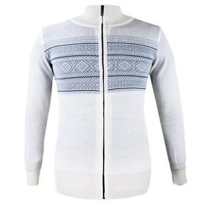 Women's sweater Kama 5102 101 naturally white, Kama