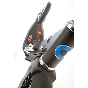 Scooter Micro Black interlock, Micro