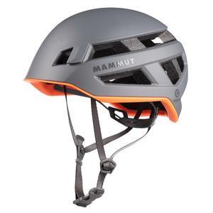 Climbing helmet Mammut Crag Sender Helmet titanium, Mammut