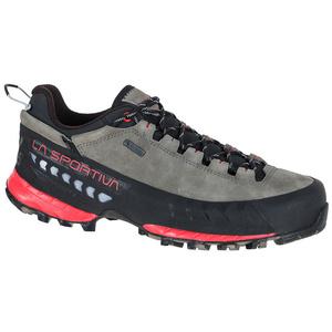 Women boots La Sportiva TX5 Low GTX Women clay / hibiscus