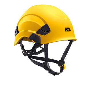 Working helmet PETZL VERTEX yellow A010AA01, Petzl