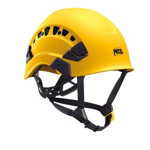 Working helmet PETZL VERTEX VENT yellow A010CA01, Petzl
