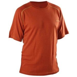 T-Shirt AFARS Merino short sleeve Orange, Warp