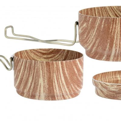 ESUS ALB WOOD 3-piece, design wood 0616, ALB