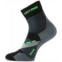 Running socks Lasting Rus 908 black