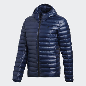Jacket adidas Varilite Hooded Down BQ7785, adidas