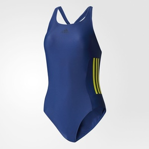 Swimsuit adidas Essence Core 3S One Piece BS0325, adidas