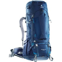 Backpack Deuter Aircontact For 70+15 Midnight-navy (3330317), Deuter