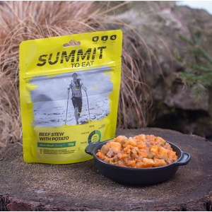 Summit To Eat stew beef in own juice with potatoes large package 803200, Summit To Eat