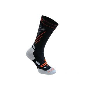 Socks BRIDGEDALE XC Race 850 Black / Stone, bridgedale