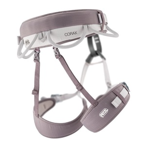 Sit Harness PETZL Corax grey, Petzl