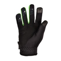 Children gloves Silvini Ortles CA1139 black-green, Silvini
