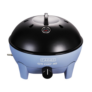 Gas portable grill Cadac CITI CHEF 40 blue, Cadac