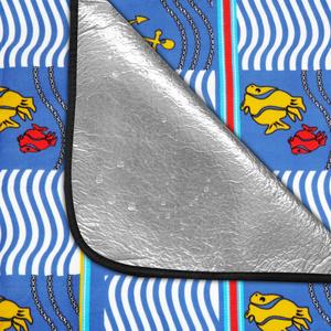 Picnic blanket Spokey PICNIC AMBER 150 x 180 cm, Spokey