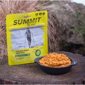Summit To Eat chicken Tikka with rice large package 801200, Summit To Eat